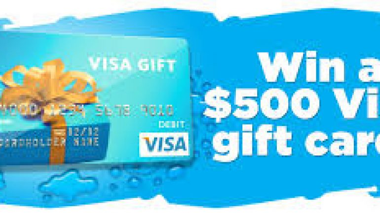 tim white giveaway win a 500 visa gift card closed - 500 Visa Gift Card