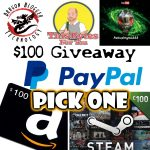 Dragon Blogger $100 Giveaway: Win A $100 Gift Card Of Your Choice