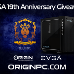 EVGA 19th Anniversary Giveaway: Win A Special EVGA Edition Origin PC (Worth $3200)
