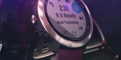 Garmin Forerunner 645 Music Smartwatch Giveaway
