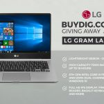 LG Gram Laptop Giveaway