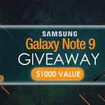 Supcase Samsung Galaxy Note 9 Giveaway: Win A Samsung Galaxy Note 9