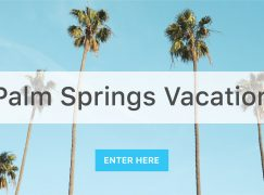 Fathom Palm Springs Giveaway: Win A Trip to Palm Springs [CLOSED]