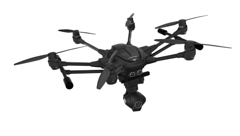 Jeven Dovey's 4k Drone Giveaway: Win A Yuneec Typhoon H