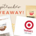 Teami September Giveaway: Win A $500 Target Gift Card