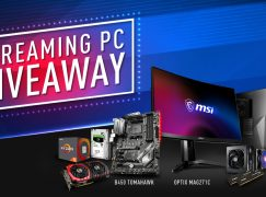 GamersGoLive MSI B450 GAMING PC Giveaway: Win A Gaming PC [CLOSED]