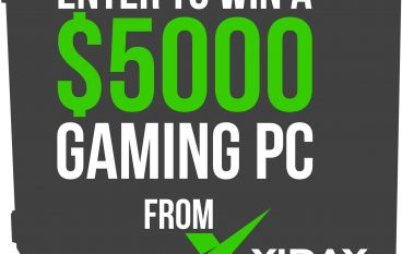 Intel Gamer Days Xidax PC Giveaway: Win A Gaming PC
