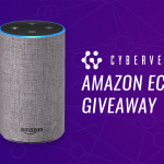 CyberVein Amazon Echo Giveaway: Win An Amazon Echo