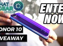 Honor 10 – WhatGear Giveaway: Win A Huawei Honor 10 [CLOSED]