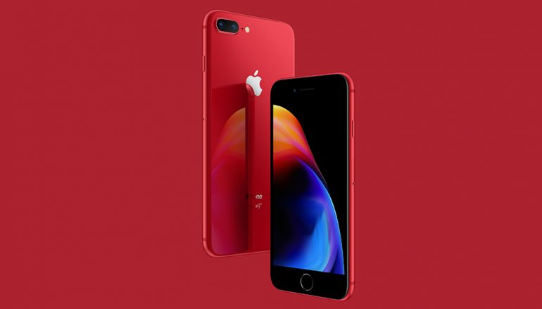 Gleam's iPhone 8 (PRODUCT)RED Giveaway: Win An iPhone 8