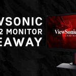 viewsonic gaming monitor giveaway