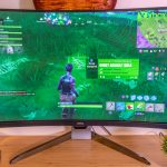 MakeUseOf Gaming Monitor Giveaway: Win A BenQ EX3203R Curved Gaming Monitor