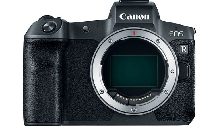 CanonRumors EOS R Giveaway: Win A Canon EOS R [CLOSED]