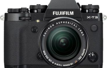 Six Figure Photography Fujifilm X-T3 Giveaway: Win A Fujifilm X-T3 Camera [CLOSED]