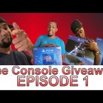 Gaming Console Giveaway