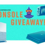 The Leaderboard Console Giveaway: Win Your Choice Of A PS4, Xbox One Or Nintendo Switch