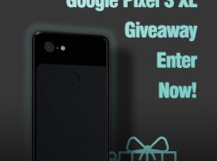 Poetic Cases Google Pixel 3XL Giveaway: Win A Google Pixel 3XL [CLOSED]