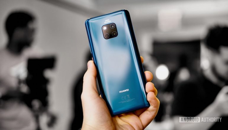 AndroidAuthority Huawei Mate 20 Pro International Giveaway: Win A Huawei Mate 20 Pro [CLOSED]