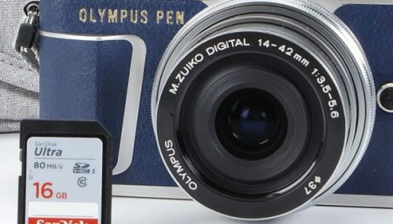 Olympus Limited Edition Camera Bundle Giveaway: Win An Olympus Camera [CLOSED]