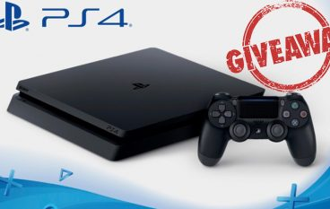 Giveaway Geek PS4 Giveaway: Win A PS4