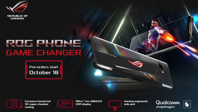 Republic of Gamer Giveaway: Win An ASUS ROG Smartphone [CLOSED]