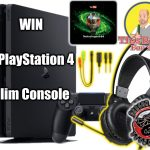 Win A PS4 Slim