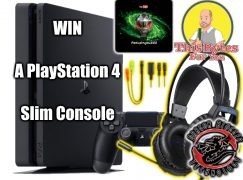 Dragonblogger PS4 Giveaway: Win A PS4 [CLOSED]