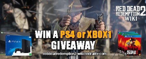 Win a PS4 or Xbox One
