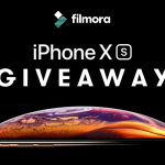 Filmora iPhone Xs Giveaway: Win An iPhone Xs