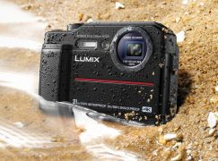 Prizetopia Panasonic LUMIX DC-FT7 Giveaway: Win A Panasonic LUMIX DC-FT7 Waterproof Camera [CLOSED]