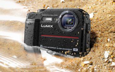 Prizetopia Panasonic LUMIX DC-FT7 Giveaway: Win A Panasonic LUMIX DC-FT7 Waterproof Camera