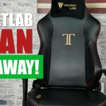 SecretLab Titan Giveaway: Win A Secretlab Titan PC Gaming Chair