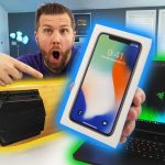Win A Razer Blade Pro Laptop, iPhone X, Ownboard Electric Skateboard