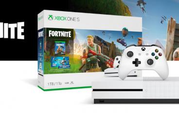 Streamer Giveaway: Win An Xbox One S Fortnite Bundle