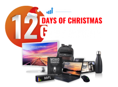 Ultimate Holiday Giveaway: Win An ASUS Laptop, Samsung Curved Monitor And More! [CLOSED]