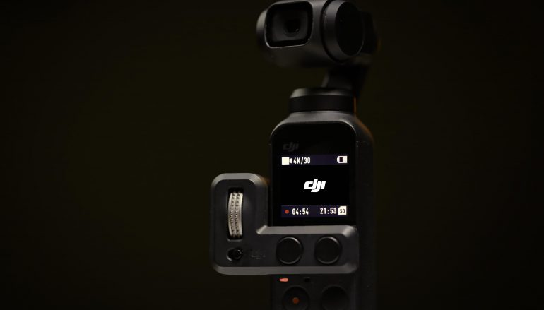 Jeven Dovey DJI Osmo Pocket Giveaway: Win A DJI Osmo Pocket [CLOSED]
