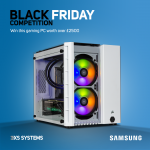 Samsung Black Friday PC Giveaway: Win A Samsung 970 Evo SSD PC