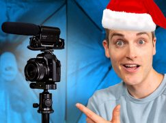 Seancannell Holiday Giveaway: Win A Canon M50 Video Kit [CLOSED]