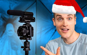 Seancannell Holiday Giveaway: Win A Canon M50 Video Kit