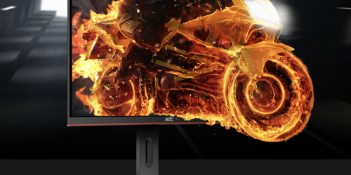 AOC C24G1 Gaming Monitor Giveaway