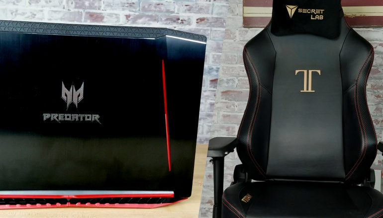 TechGuided Giveaway: Win An Acer Predator Helios 300 Gaming Laptop and Secretlab Titan Gaming Chair