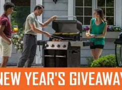 Walton's New Year's Giveaway: Win A Broil King Baron 420 Grill [CLOSED]