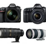 Summerana's New Year New Gear Giveaway: Win A Nikon D850 Or Canon 5D Mark IV Or Nikon 70-200mm f/2.8 Lens Or Canon EF 70-200mm f/2.8L Lens