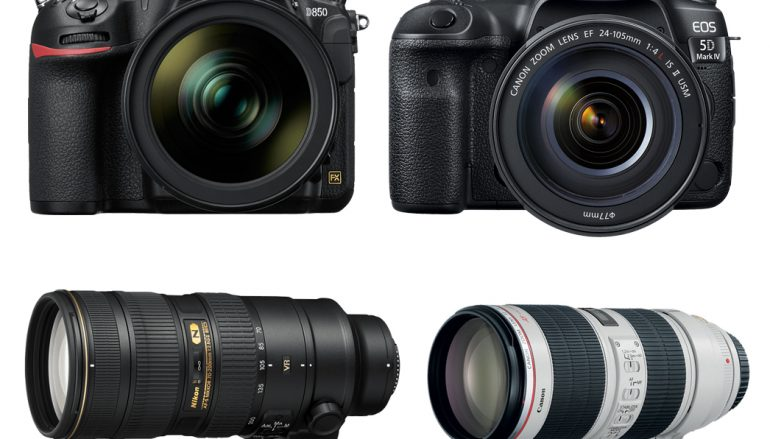Summerana's New Year New Gear Giveaway: Win A Nikon D850 Or Canon 5D Mark IV Or Nikon 70-200mm f/2.8 Lens Or Canon EF 70-200mm f/2.8L Lens [CLOSED]