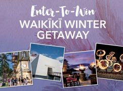 PureWow Winter Giveaway: Win A Trip To Waikiki Hawaii [CLOSED]