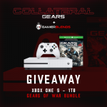 Xbox One Gears of War Bundle Giveaway