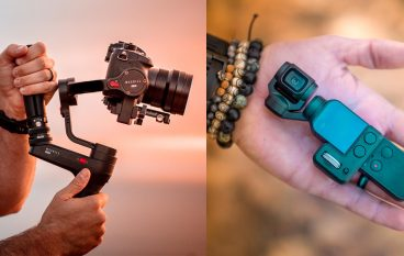 Creator Film School Giveaway: Win A Zhiyun Weebill Lab Gimbal, DJI Osmo Pocket And More! (Multiple Winners)