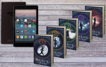Scott Baron Kindle Fire HD8 Giveaway: Win A Kindle Fire HD8