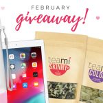 Teami February Giveaway: Win An iPad