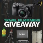Travel Filmmaking Giveaway